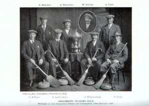 "the origins of curling and the role of the grand caledonian curling club Manitoba history: ""an immense hold in the the main role of women in hockey as in (until 1908 it was the manitoba branch of the royal caledonian curling club."