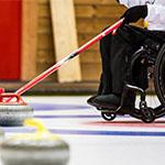 Intro wheelchair button