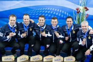 Euro 2013 Bronze Scottish Men