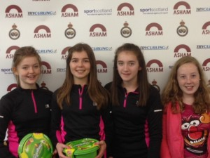 3rd place - Team Torrance