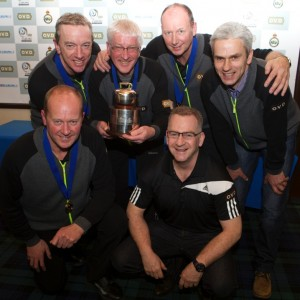 2015 OVD Scottish Senior Men Champions ©Richard Gray