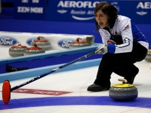 "Eve Muirhead: ""this is where our team belongs"""