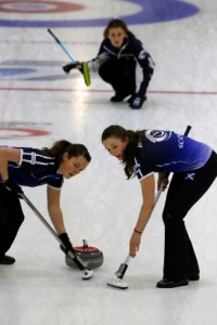 The Scottish women still  have every chance of making the Play-offs