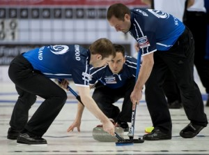 The Scots recorded a third straight win against Switzerland