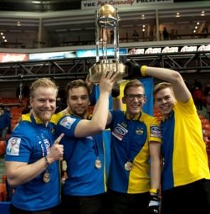 Sweden's gold!