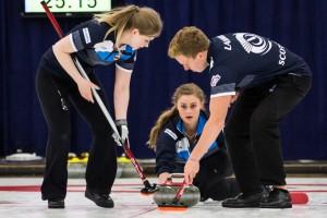 World Mixed Curling Championships, Berne, Switzerland
