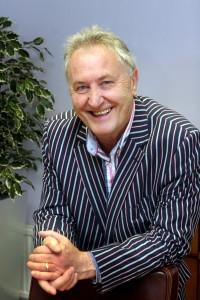 Alan Steel Portrait