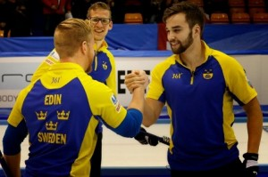Sweden - winners again!