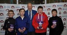Dumfries U14 Slam Team Strawhorn
