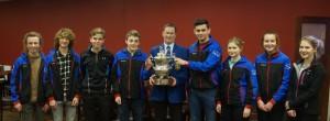 Junior Club Challenge DIV 1 WINNERS