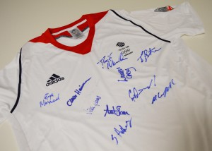 Signed GB Curling Shirt