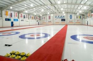 Curl Aberdeen Ice Rink pres