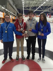 U15 Funspeil Winners - Stranraer