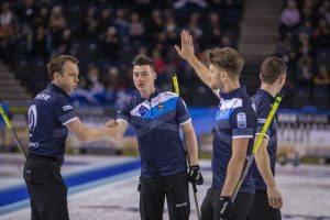 The Scottish men bid farewell to the 2016 European Championships
